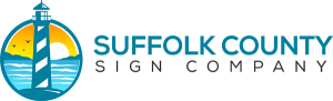 East Setauket Outdoor Signs logo 300x91