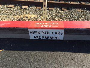 custom vinyl safety sign